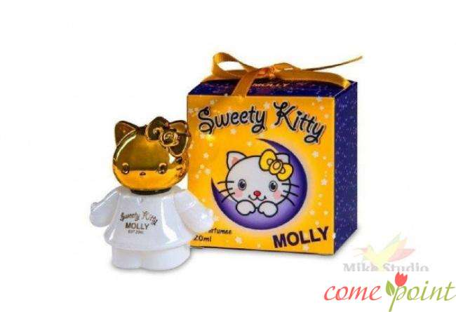 душистая вода sweety kitty molly 20мл./24шт.