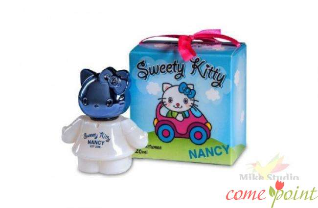 душистая вода sweety kitty nancy 20мл./24шт.